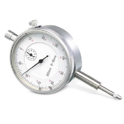 Messuhr Kolbenschmidt 0-10mm Meßbereich Metallgehäuse