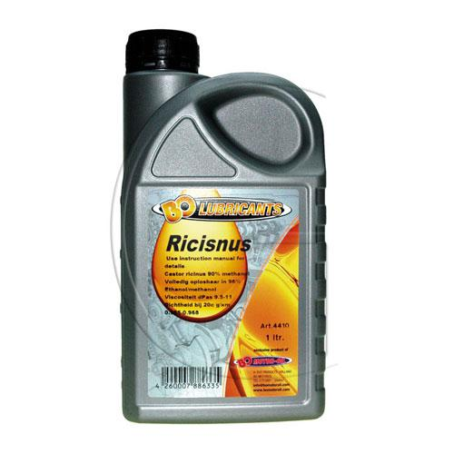 Motoröl - biologisch abbaubar / Inhalt = 1 l - 2-Takt Motorenöl - Syntex S - ökologisch