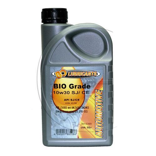 Motoröl für Außenbordmotore / Inhalt = 1 l - 4-Takt Motoenröl - 10W 30 - API SJ/CE