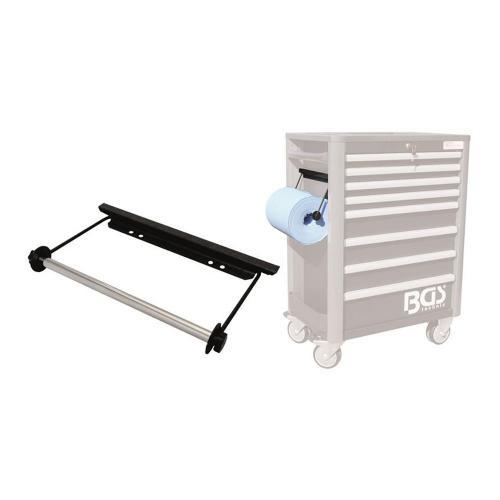 Papierrollen-Halter für Werkstattwagen PROFI, passend für BGS 4111