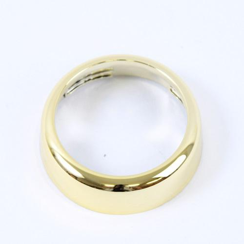 Ring Cover Abdeckung in Gold 52er VDO-Armatur