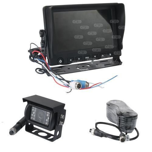 "Rückfahrüberwachungssystem Montitor7"" TFT-LCD  Infrarotkamera Anschlußkabel"