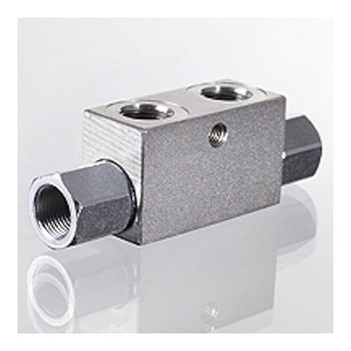 Rückschlagventil doppelwirkend 1/4 - G - beidseitig entsperrbar - Qmax: 40 L/min. - Pmax: 350 bar - Aufsteuerverhältnis 1:4,5
