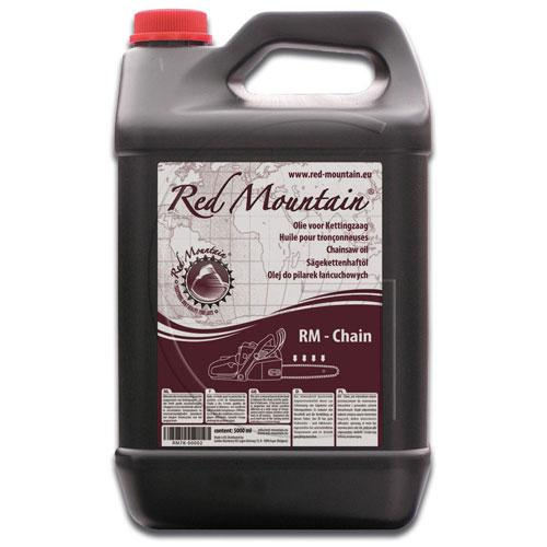 Sägekettenhaftöl mineralisch / Inhalt = 5 l - RED MOUNTAIN®