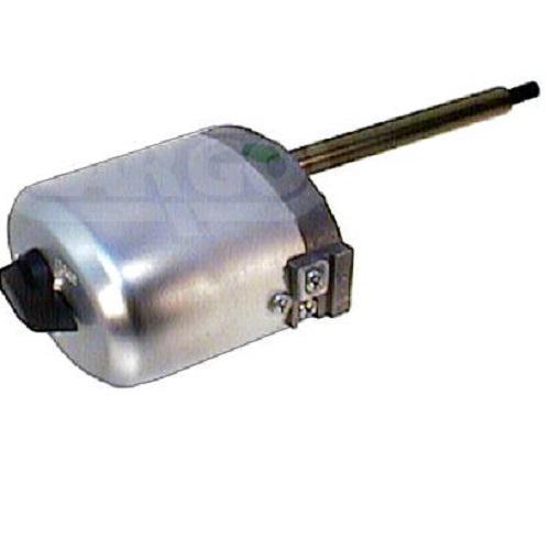 Scheibenwischermotor 12V Doga 110° Drehschalter schwarz
