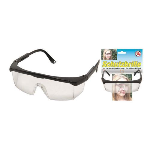 Schutzbrille mit verstellbarem Bügel