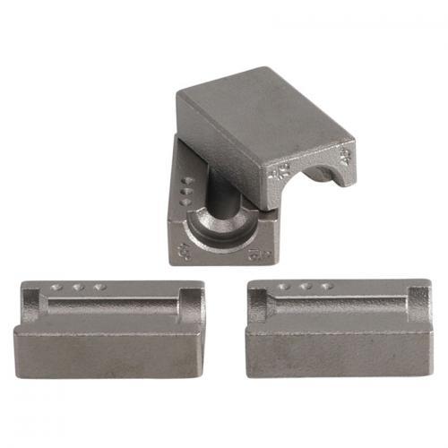 Spannbacken-Satz 8 mm , passend für BGS 3057