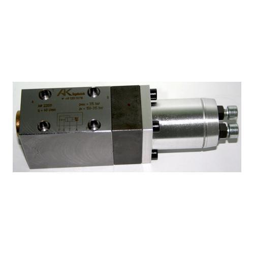Speicherladeventil CETOP NG06 - TB - 150 bis 315 bar