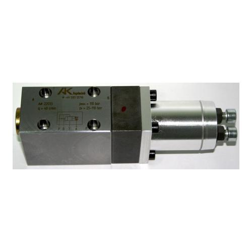 Speicherladeventil CETOP NG06 - TB - 25 bis 110 bar