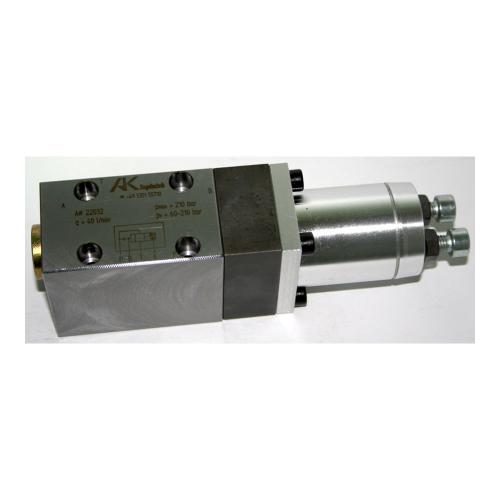 Speicherladeventil CETOP NG06 - TB - 60 bis 210 bar