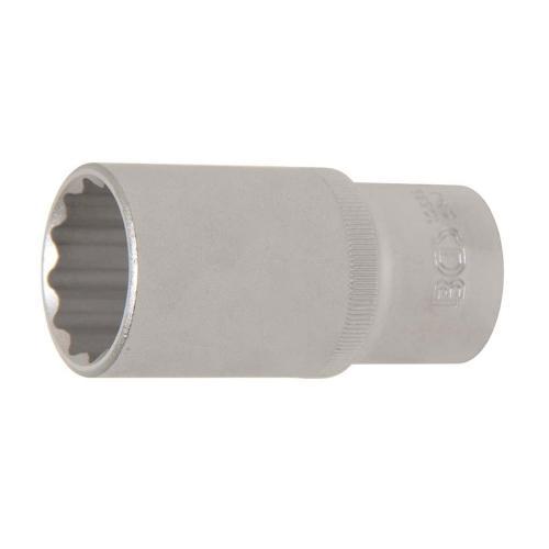 Steckschlüssel-Einsatz, 12-Kant, tief, 12,5 (1/2), 28 mm