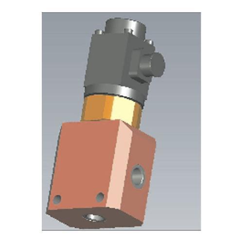 Stromregelventil SR10/2 - 40 - 24 V,