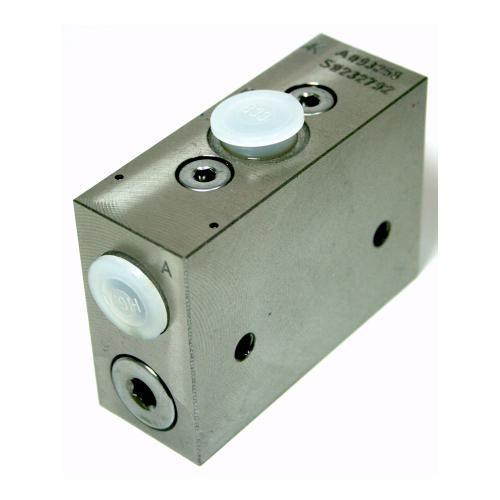 Stromteiler, Qmax = 40 L/min., Teilung in einer Richtung