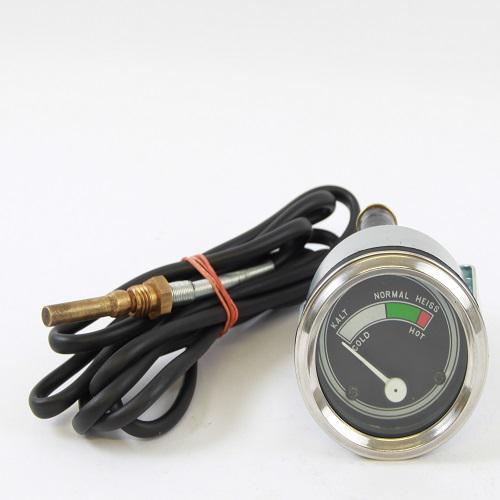 Temperaturanzeige Fernthermometer luftgekühlt Schlepper z.B. Deutz Oldtimer