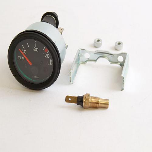 Temperaturanzeige Fernthermometer mit Geber Thermometer Fühler 12V