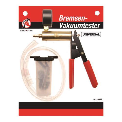 Vakuumpumpe und Bremsenentlüfter