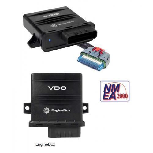 VDO-AcquaLink® EngineBox Single/Double