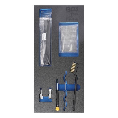 Verbrauchsmaterial für Kunststoff-Reparaturset BGS 9388