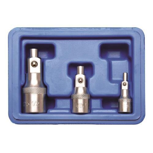 Verlängerungen mit Magnethalter 6,3 (1/4)-10 (3/8)-12,5 (1/2)