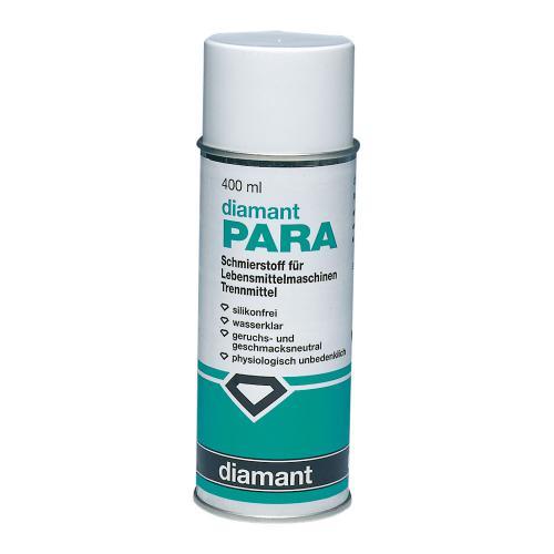 Weißöl-PARA Schmierstoff für den Lebensmittelbereich, Sprühdose 400ml