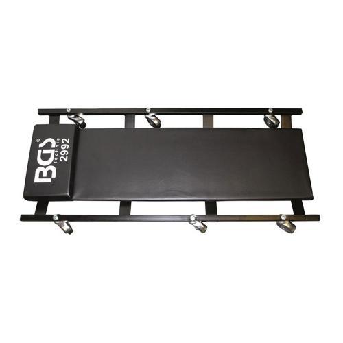 Werkstatt-Rollbrett, 100 x 42 x 10 cm