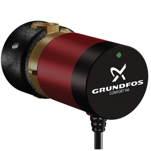 Zirkulationspumpe Grundfos COMFORT 15-14 B PM DACH 97989265  9791677  8 Watt ECO