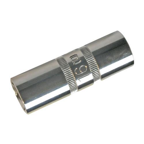 Zündkerzen-Einsatz, mit Magnet, 12,5 (1/2) Antrieb, SW 16 mm