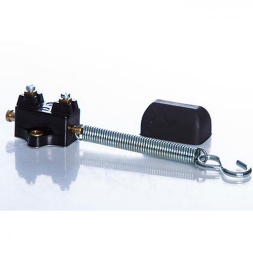 Zugschalter Bremslichtschalter universal 12/24 V, 48 Watt Ruhest. ausgeschaltet