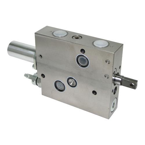 Zusatzsteuergerät für Bosch - System SB 23 LS Typ AK - TB - Ausführung links - Anschlüsse Innengewinde