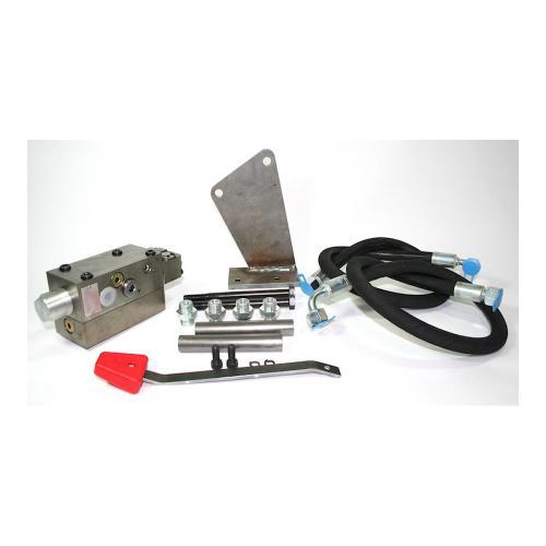 Zusatzsteuergerät für John Deere Serie 1000 bis 4000 - TB - inkl. Anbausatz