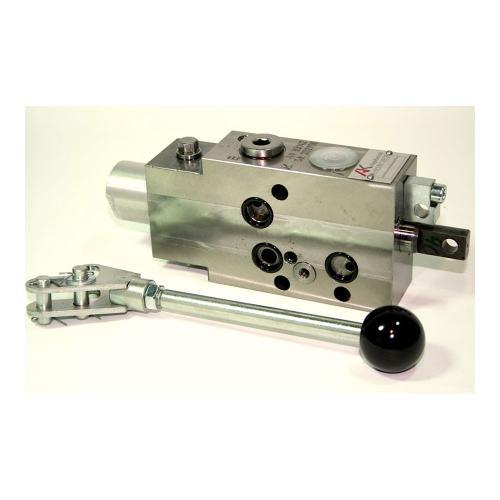 Zusatzsteuergerät zum Bosch - System SB 1 - TB - mit Rastung auf S - inkl. Hebel