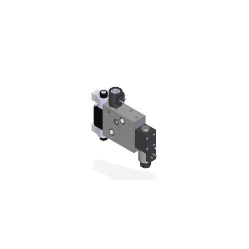 Zusatzsteuergerät zum Bosch - System SB 23 LS - TG