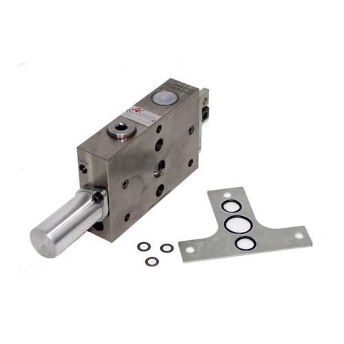 Zusatzsteuergerät zum Bosch - System SB 23 OC - TB - mit Rastung - hydraulische Entrastung auf A