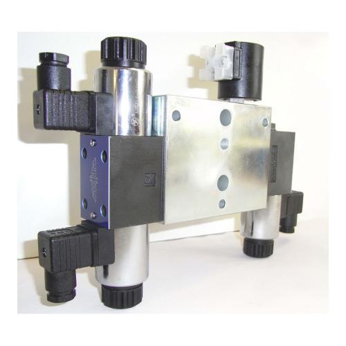 Zusatzsteuergerät zum Bosch - System SB 23 OC - TG - elektrisch betätigt 12 VDC