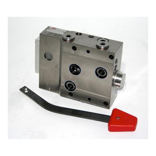 Zusatzsteuergerät zum Bosch - System SB 7 - TB - Endabschaltung auf Anschluss A - inkl. Hebel