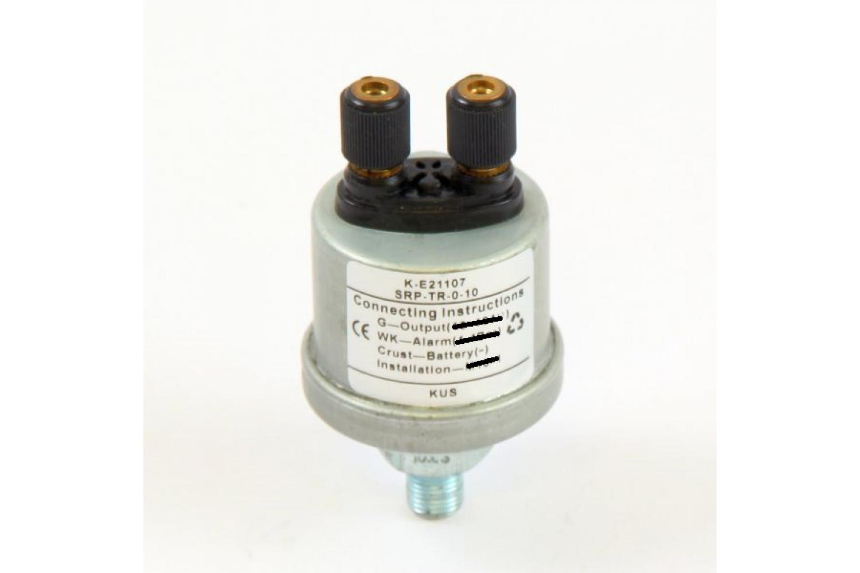 KUS Öltemperaturanzeige Öltemperaturmesser 50-150°C Edelstahl schwarz