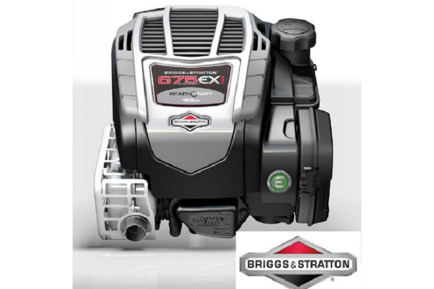 motor briggs stratton 675exi 5 5hp 163ccm kurbelwelle d. Black Bedroom Furniture Sets. Home Design Ideas